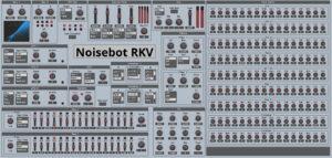 Noisebot screenshot