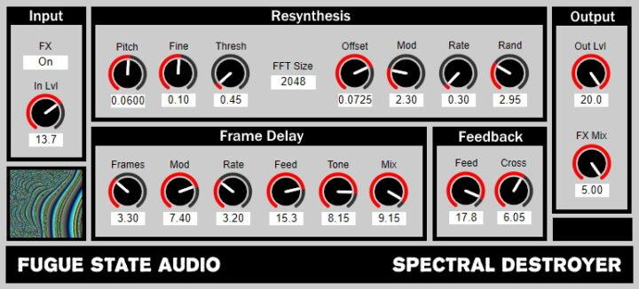New plugin: Spectral Destroyer